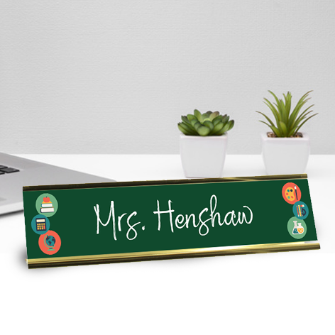Full Color Name Plates