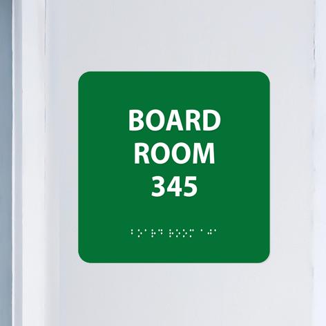 ADA Room Signs