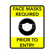 Face Mask Signs