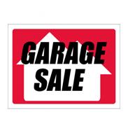 Garage & Yard Sale Signs