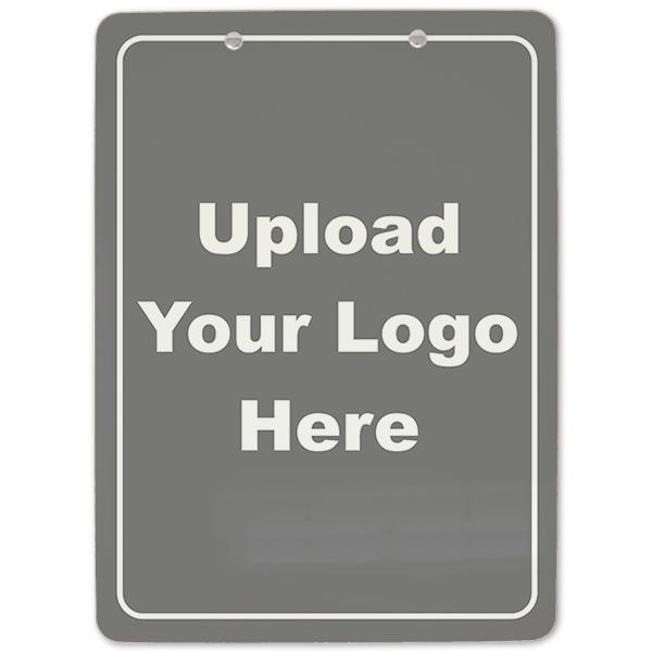 Custom Design Clipboard Backside