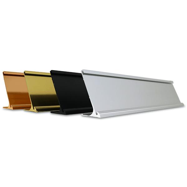 """2"""" x 12"""" Aluminum Desk Holder"""