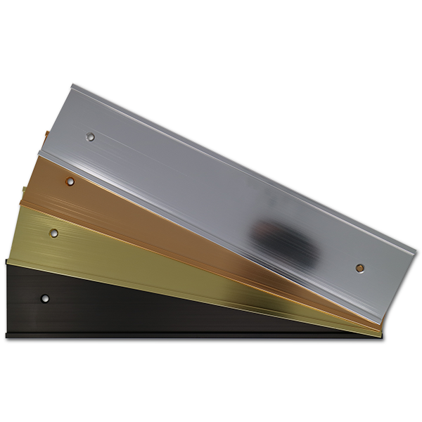 """2"""" x 10"""" Wall Sign Holder"""