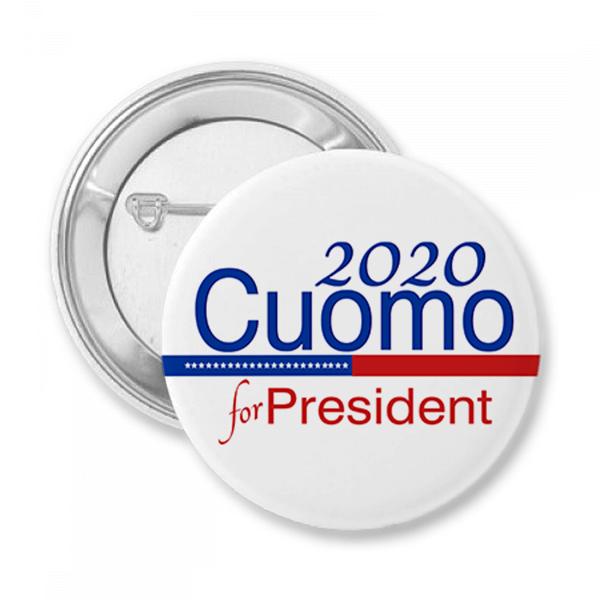 Cuomo for President 2020 Button