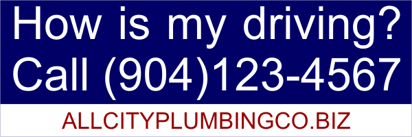 My Driving Bumper Sticker