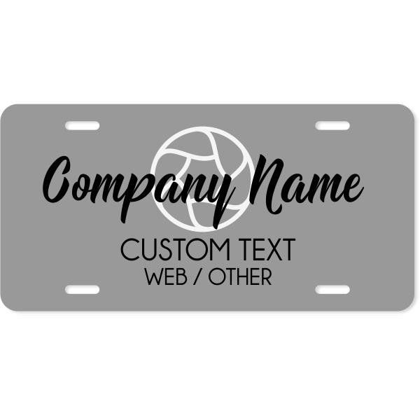 Photo Studio License Tag