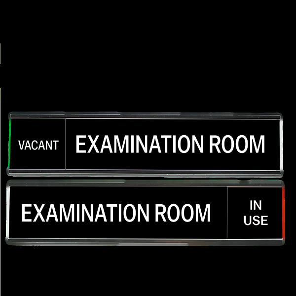 """Custom Room Slider Sign 2"""" x 10"""""""