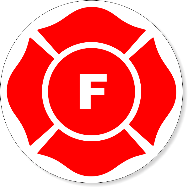 "(F)  9"" Round Floor Truss Construction Decal"