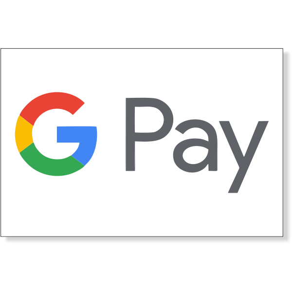 """Google Pay Decal 