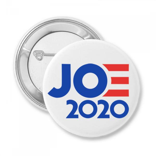 Joe 2020 Button