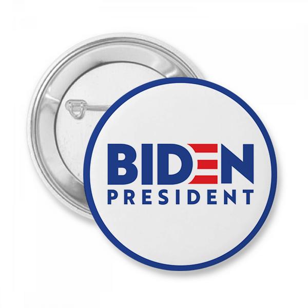 Joe Biden Presidential Campaign Button