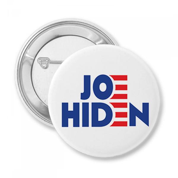 Joe Hiden Button