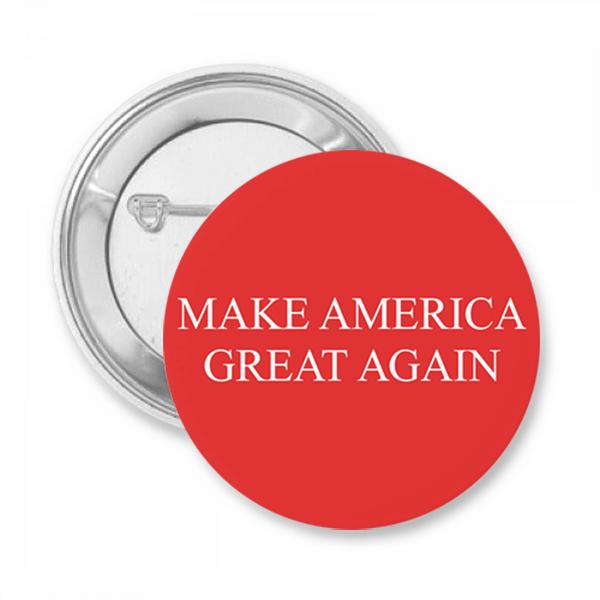 Make American Great Again Button